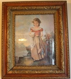 Antique pictures from Germany
