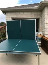 Griggs Ping Pong Table