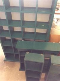 Griggs Green Shelves