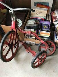 Griggs Vintage Tricycle
