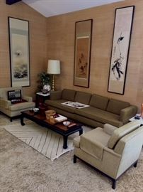 Mid-Century Modern furnishing
