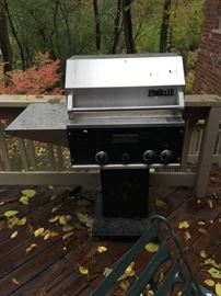 TEC Patio II Infrared Gas Grill