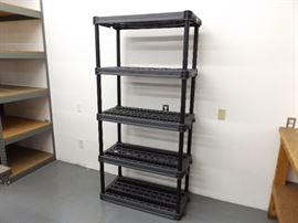 Plano Heavy Duty Plastic Shelf