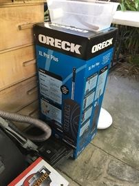 Brand new Oreck in box