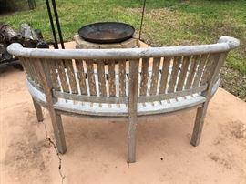 2nd Chic Teak bench