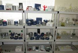 Swarovski Crystal Figurine Collection