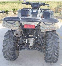 2012 Kawasaki Brute Force 750 4x4 KVF750F CAMO wit...