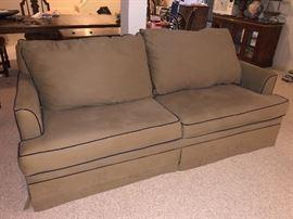 """Flexsteel sleeper sofa - 78""""W"""