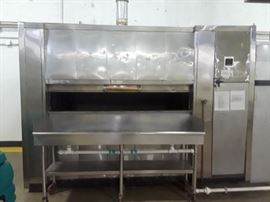 rack oven auction