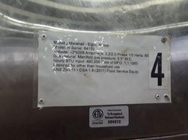 cutler oven