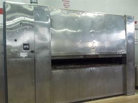 rack oven cutler