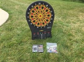 Arachnid Electronic Dartboard Lot