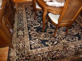 beautiful oriental rug 10.5 x 8.5