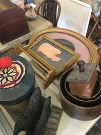 Decor, Frames, Wooden Ware
