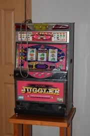 Juggler Slot Machine