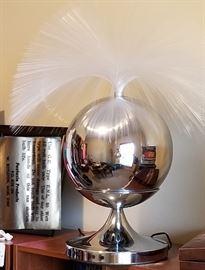 Retro Fantastia Sunburst Lamp