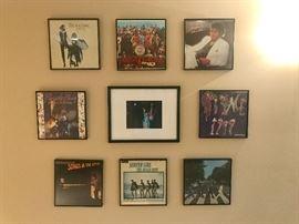 Album frames