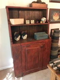 Tons of beautiful vintage furniture