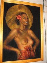 Nude by Leetag (Tahiti)