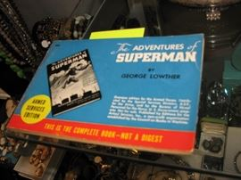 Original The Adventures of Superman (1942) Armed Services Edition
