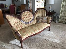 Amazing Victorian Style Sofa