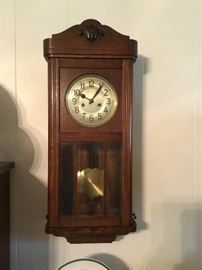 The other Junghans Early 1920's Wall Clocks