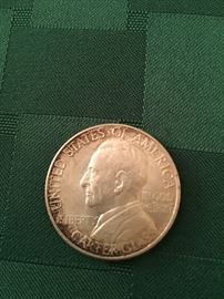 Lynchburg Commemorative Half Dollar - Scarce!