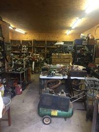 Shop Crammed Full of Treasures