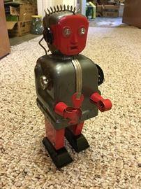 Nomura radar robot