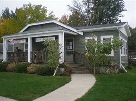 The 1007 sq ft Sears & Roebuck bungalow is for sale too!