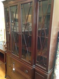 Another china cabinet