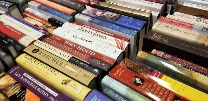 BETHLEHEM COLLECTION  700  NEW BOOKS on ENGLISH HISTORY!