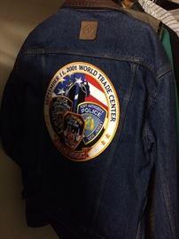World Trade center jacket