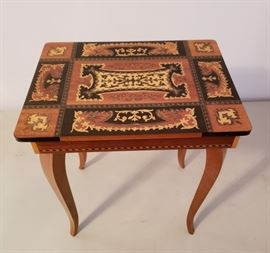 Inlaid Table