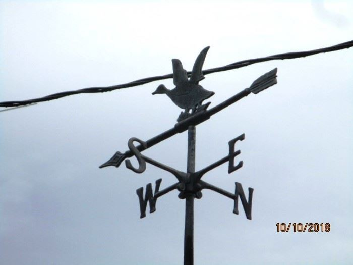 2nd weather vanes