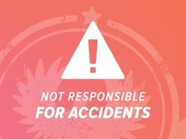 Not Responsible for Accidents