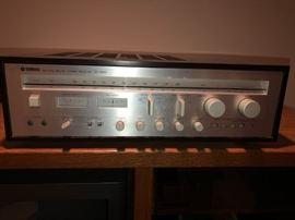Vintage Yamaha Receiver