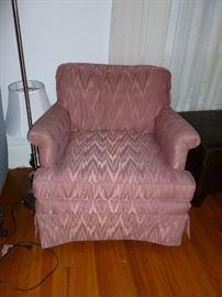 Nice, comfy chair