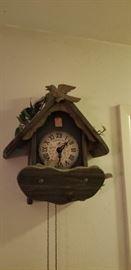 American made cuckoo clock