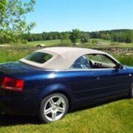 2007 Audi A4 convertible