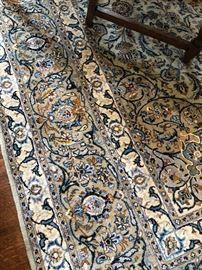 Hand made Persian Rug 9x13