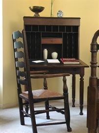 Mahogany Plantation desk  is the perfect work space