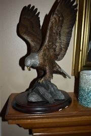 Gorgeous Bronze Eagle!