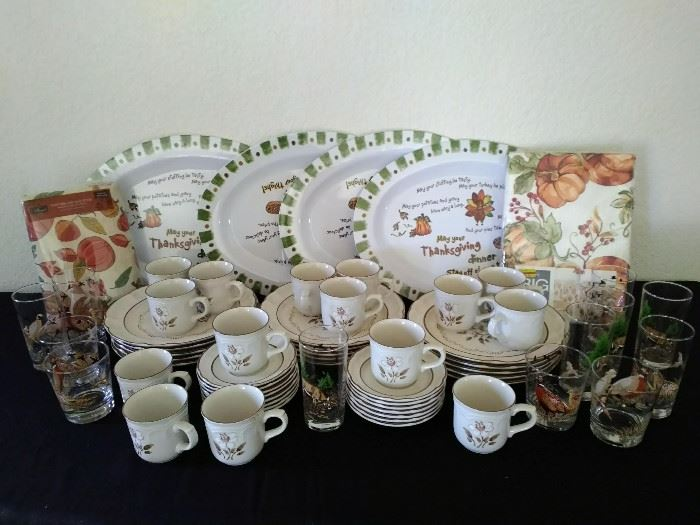 Cumberland May Blossom Stoneware https://ctbids.com/#!/description/share/71161