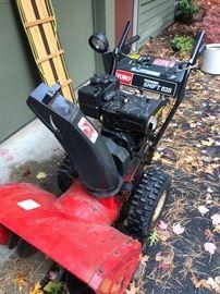 Toro Power Shift 828 Snow Blower / Thrower