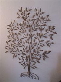 "Metal Wall Art ""Tree of Life"""