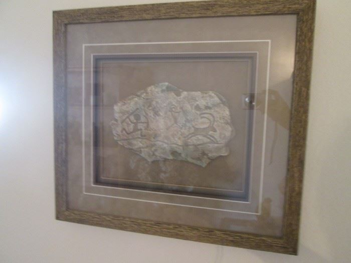 3  Dimensional Etched Rock
