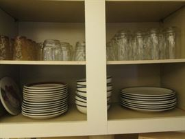 Dish and Glass Sets