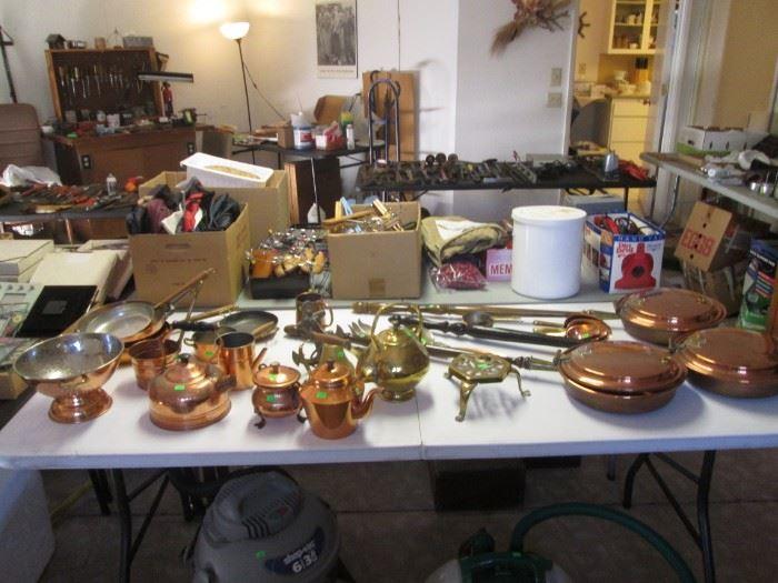 Nice Copper Accessories