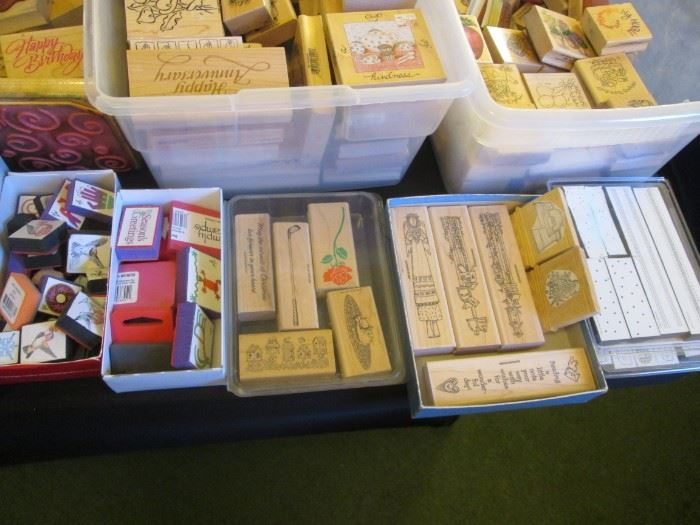 Stamps of all Sizes and Themes